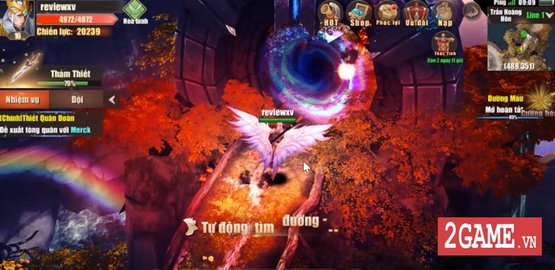 Đại Thiên Sứ Mobile - Thêm một dự án game về đề tài MU Online cập bến Việt Nam 7