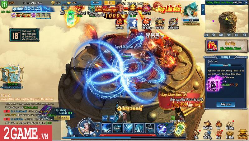 Choáng ngợp với gameplay đồ sộ hỗ trợ tối đa việc phát triển nhân vật trong webgame Nghịch Thủy Hàn 9
