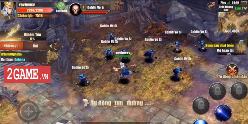Đại Thiên Sứ Mobile - Thêm một dự án game về đề tài MU Online cập bến Việt Nam 4
