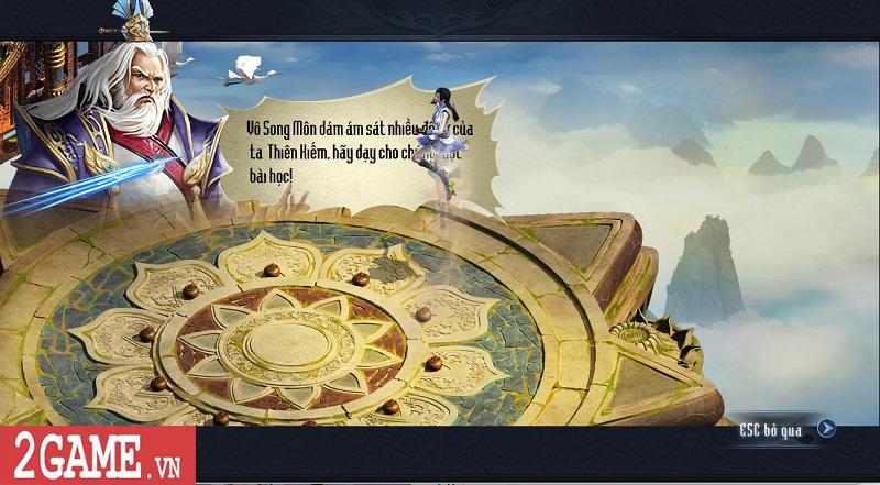 Choáng ngợp với gameplay đồ sộ hỗ trợ tối đa việc phát triển nhân vật trong webgame Nghịch Thủy Hàn 0