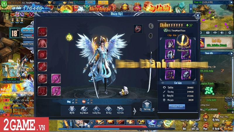 Choáng ngợp với gameplay đồ sộ hỗ trợ tối đa việc phát triển nhân vật trong webgame Nghịch Thủy Hàn 18