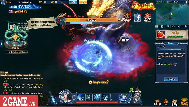 Choáng ngợp với gameplay đồ sộ hỗ trợ tối đa việc phát triển nhân vật trong webgame Nghịch Thủy Hàn 3