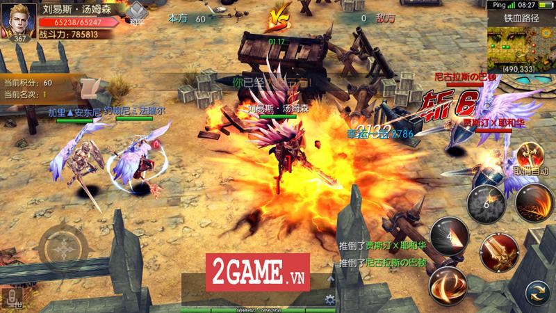 Đại Thiên Sứ Mobile - Thêm một dự án game về đề tài MU Online cập bến Việt Nam 8