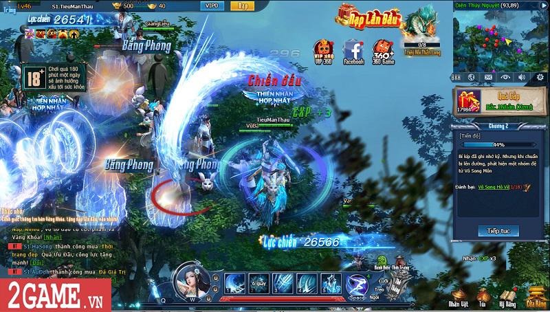 Choáng ngợp với gameplay đồ sộ hỗ trợ tối đa việc phát triển nhân vật trong webgame Nghịch Thủy Hàn 11