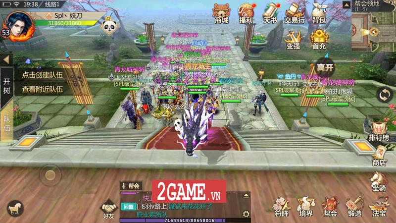 Thục Sơn Kỳ Hiệp Mobile - Tựa game nhập vai chuyển thể từ PC trên 10 năm tuổi cập bến Việt Nam 6