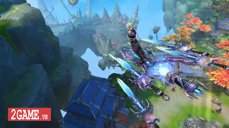 Thục Sơn Kỳ Hiệp Mobile - Tựa game nhập vai chuyển thể từ PC trên 10 năm tuổi cập bến Việt Nam 5