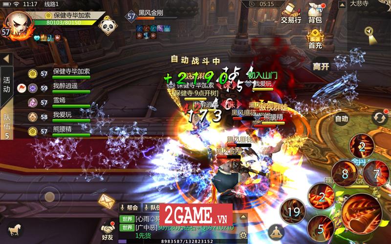 Thục Sơn Kỳ Hiệp Mobile - Tựa game nhập vai chuyển thể từ PC trên 10 năm tuổi cập bến Việt Nam 4