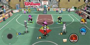Người chơi Bóng Rổ Mobi có thể cải thiện trình úp rổ của mình bằng nhiều cách khác nhau