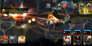 Dungeon Breaker Heroes – Game nhập vai tổ đội chiến áp dụng mô thức chơi theo kiểu cách chạy vô tận