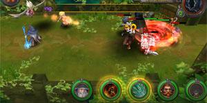 War of Dragon Ring – Game nhập vai đấu thẻ tướng với dàn nhân vật đến từ Chúa Tể Những Chiếc Nhẫn