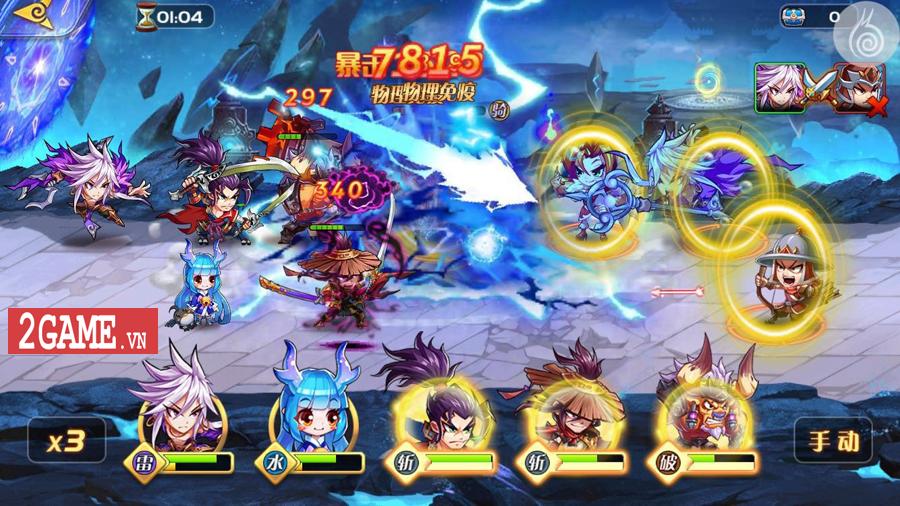 Thêm một loạt game online mới đang đổ về Việt Nam trong thời gian ngắn tới 12