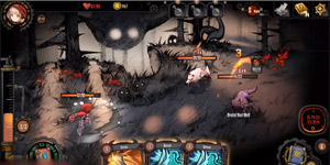 Wandering Night – Game nhập vai thẻ bài lấy bối cảnh truyện cổ tích độc đáo