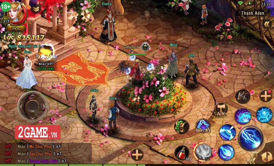 Kỷ Nguyên Ma Thần - Game mobile nhập vai dễ cày lại nhanh PK ra mắt game thủ Việt 6