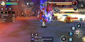 Lợi ích to lớn của việc săn boss trong game hành động Dragon Nest Mobile VNG
