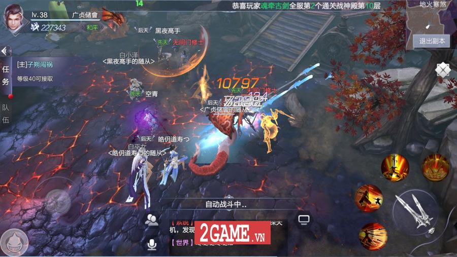 SohaGame đưa 10 sản phẩm game online mới toanh đến tay game thủ Việt trong Quý 4/2018 6