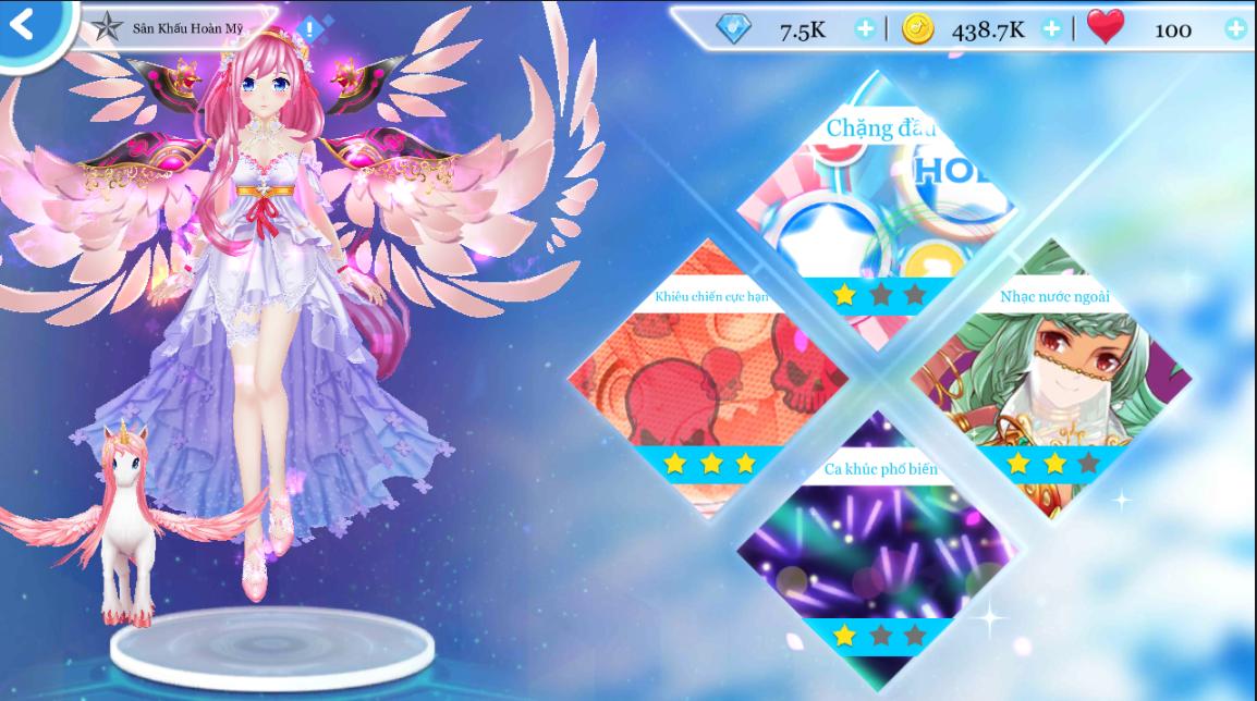Game vũ đạo AU 2! Mobile sẽ được VTC Game ra mắt vào giữa tháng 10 tới 2