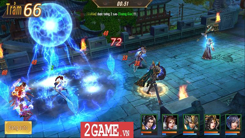 Trải nghiệm Võ Thần Vô Song: Game đấu thẻ tướng với những hiệu ứng kĩ năng mãn nhãn 9