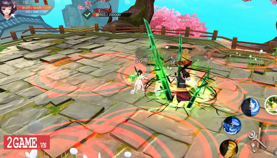 Game chuyển thể từ PC mang tên Võ Lâm Ngoại Truyện Mobile được mua về Việt Nam thành công 8