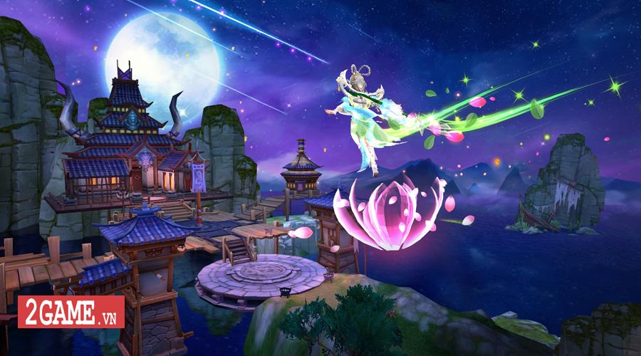 Game chuyển thể từ PC mang tên Võ Lâm Ngoại Truyện Mobile được mua về Việt Nam thành công 3
