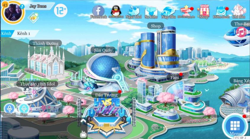 Game vũ đạo AU 2! Mobile sẽ được VTC Game ra mắt vào giữa tháng 10 tới 4