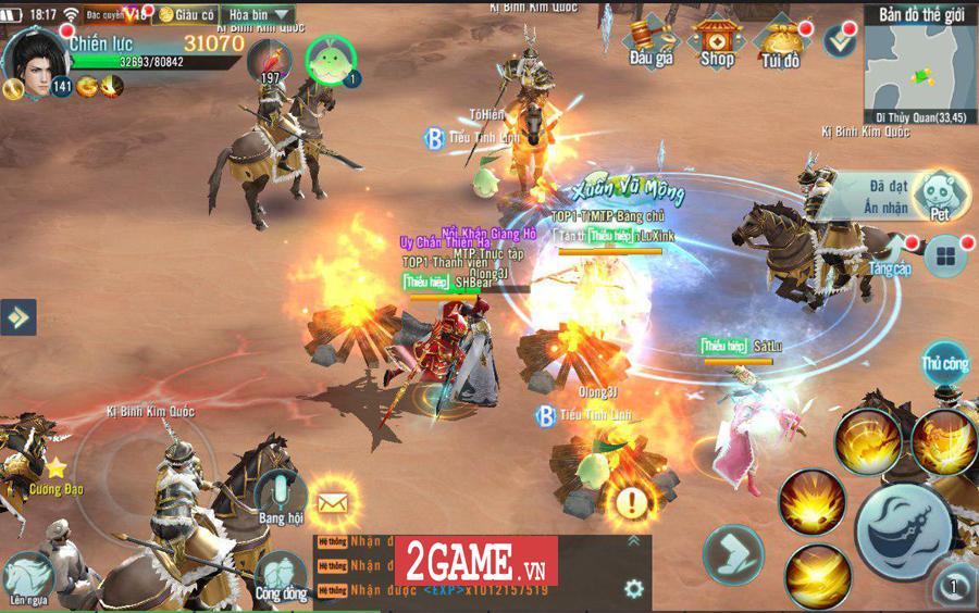 13 tựa game online mới vừa đến tay game thủ Việt vào tháng 9 và trong tháng 10 sắp tới 2