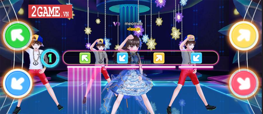 Game vũ đạo AU 2! Mobile sẽ được VTC Game ra mắt vào giữa tháng 10 tới 0