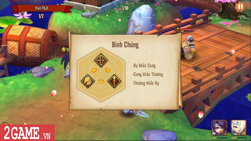Trải nghiệm Thiên Hạ Anh Hùng: Game nhập vai thẻ bài với cơ chế trận hình linh động 3