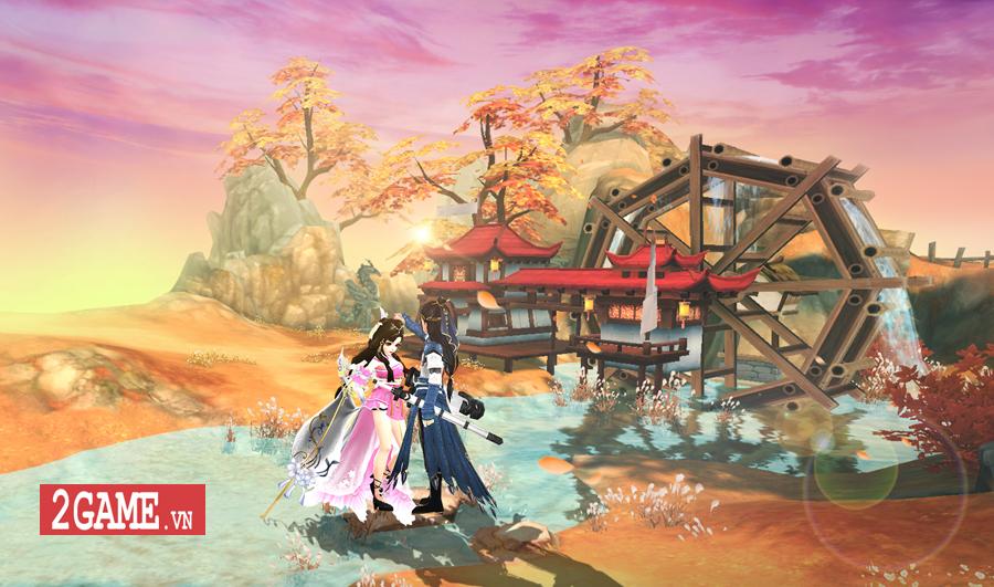 Game chuyển thể từ PC mang tên Võ Lâm Ngoại Truyện Mobile được mua về Việt Nam thành công 5