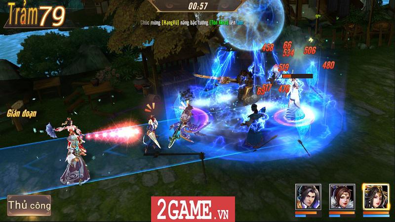 Trải nghiệm Võ Thần Vô Song: Game đấu thẻ tướng với những hiệu ứng kĩ năng mãn nhãn 4