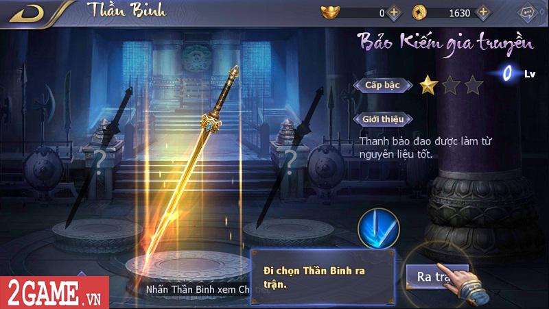 Đánh giá Cổ Long Quần Hiệp Truyện Mobile: Lối chơi dễ nắm bắt được cái hình ảnh rất nghệ thuật 16