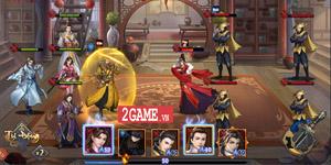 Đánh giá Cổ Long Quần Hiệp Truyện Mobile: Lối chơi dễ nắm bắt được cái hình ảnh rất nghệ thuật