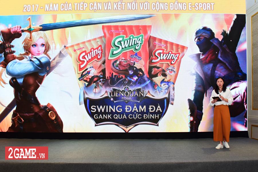 Khi hãng chuyên làm bánh kẹo dấn thân đầu tư vào mảng game Thể thao điện tử tại Việt Nam 1