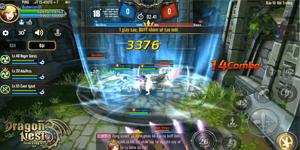 Trong Dragon Nest Mobile VNG đừng nhầm tưởng lực chiến cao thì sẽ bắt nạt được người chơi khác nhé!