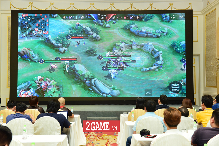 Khi hãng chuyên làm bánh kẹo dấn thân đầu tư vào mảng game Thể thao điện tử tại Việt Nam 6