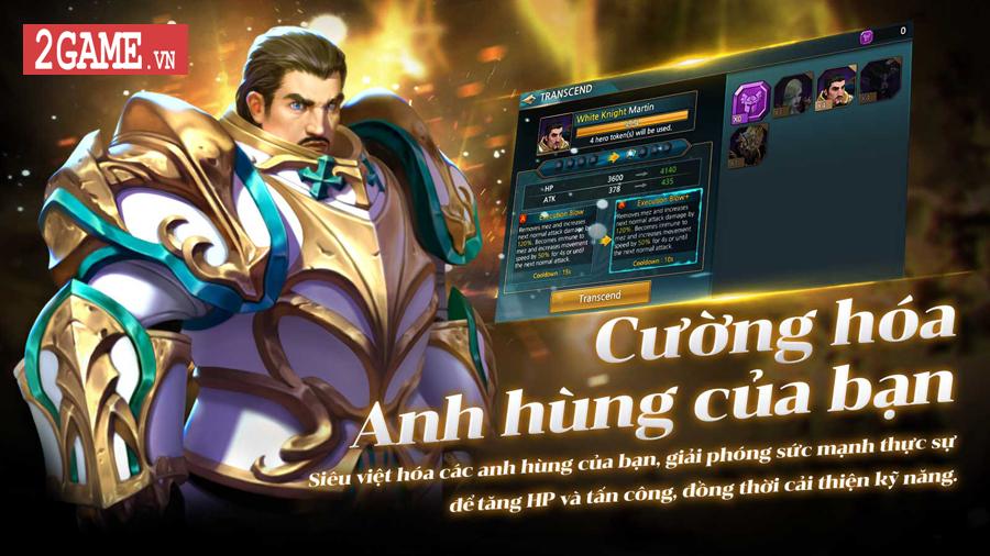 Đây là những gì người chơi cần ghi nhớ khi tham chiến 1vs1 trong game Triple Hearts bản tiếng Việt 3