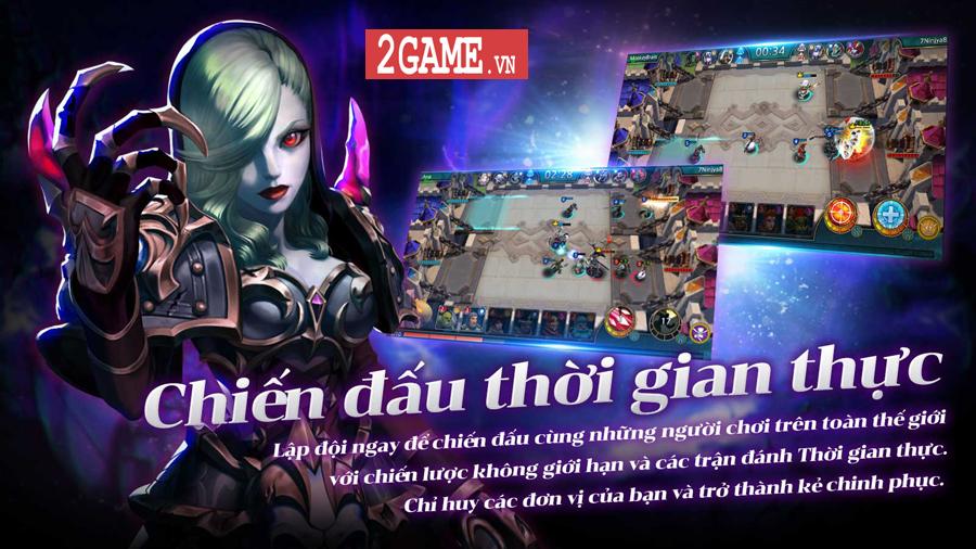 Đây là những gì người chơi cần ghi nhớ khi tham chiến 1vs1 trong game Triple Hearts bản tiếng Việt 5