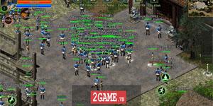 Võ Lâm Việt Mobile sập máy chủ ngay từ những phút giây đầu tiên vì có qua đông người tham gia