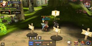 Game thủ Dragon Nest Mobile VNG không chỉ giỏi chiến đấu mà còn phải chăm việc làm nông nữa
