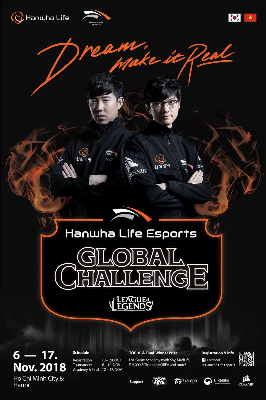 Một doanh nghiệp Hàn Quốc sắp đứng ra tổ chức giải đấu E-sports tại Việt Nam trong tháng 10 này 0