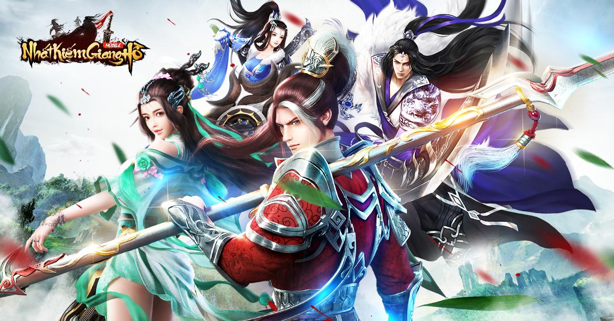 Tặng 999 giftcode game Nhất Kiếm Giang Hồ Mobile 1