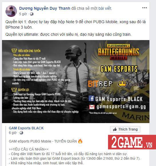 Cộng đồng game thủ Việt đang có những bước chạy đà để đón chờ PUBG Mobile về nước 5