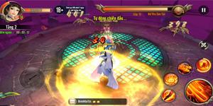 Trải nghiệm Thiên Long Vô Song: Game thiên về cày cuốc nhưng lại giúp tiết kiệm tối đa thời gian