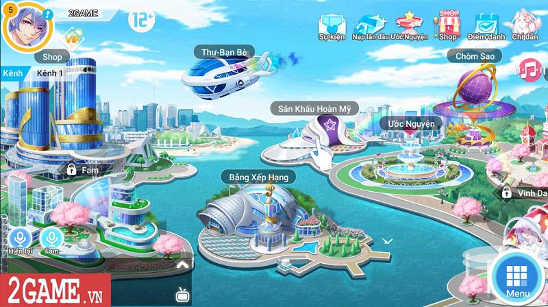 Chạm tay vào Au 2! Mobile bản Việt hóa: Sự nâng cấp cả về âm nhạc, đồ họa và các tính năng cộng đồng 2