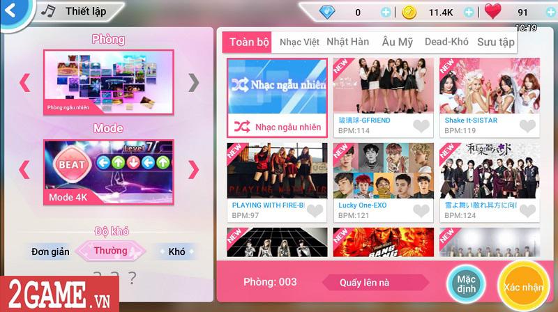 Chạm tay vào Au 2! Mobile bản Việt hóa: Sự nâng cấp cả về âm nhạc, đồ họa và các tính năng cộng đồng 6