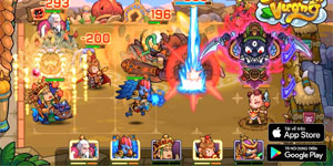 Đại Thánh Vương Mobile – Game đề tài Tây Du Ký với phong cách chơi hoàn toàn mới mẻ về Việt Nam