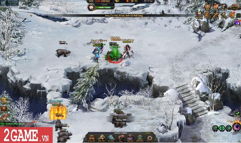 Trải nghiệm Võ Lâm Truyền Kỳ H5: Quay lại thời kỳ đỉnh cao của game kiếm hiệp chỉ bằng một cú click 6