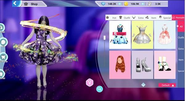 Linh Ka trở thành đại sứ hình ảnh của game mobile AU 2! 3