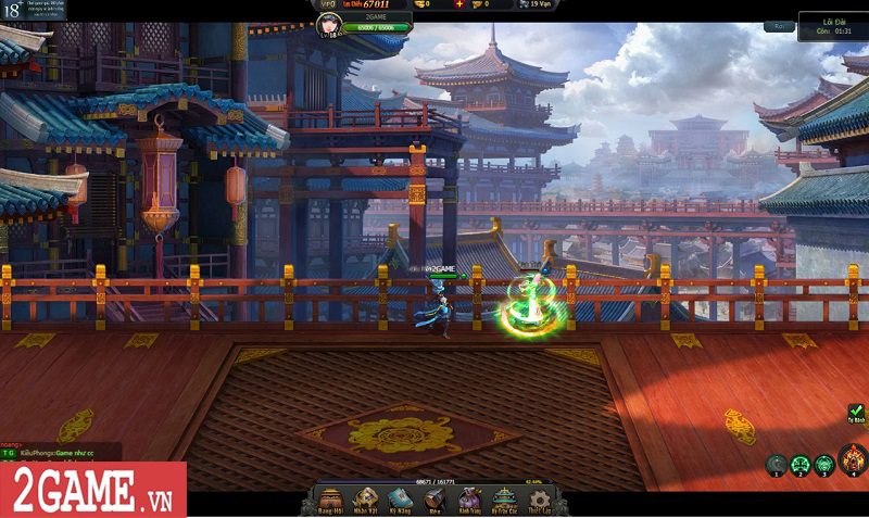 Trải nghiệm Võ Lâm Truyền Kỳ H5: Quay lại thời kỳ đỉnh cao của game kiếm hiệp chỉ bằng một cú click 9