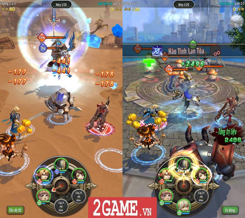 AR Triệu Hồi Sư Mobile thể hiện chất lượng nổi trội ngày Closed Beta không reset nhân vật 9