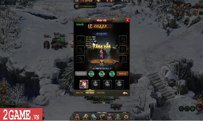 Trải nghiệm Võ Lâm Truyền Kỳ H5: Quay lại thời kỳ đỉnh cao của game kiếm hiệp chỉ bằng một cú click 10